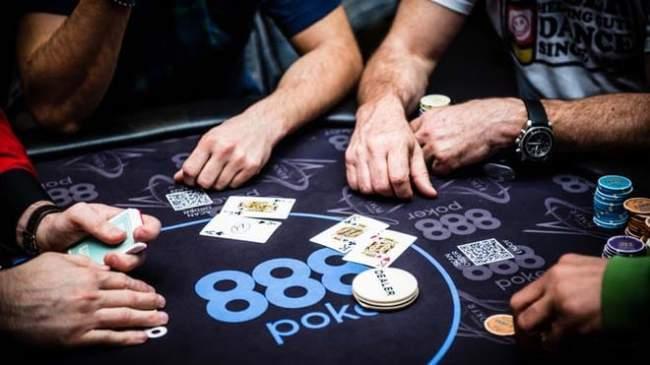 Джек-пот столы 888 покер