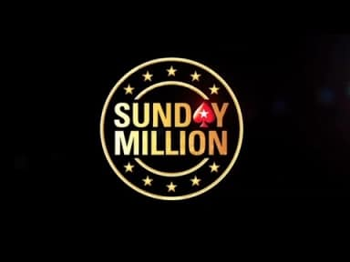 Sunday Million покерстрас