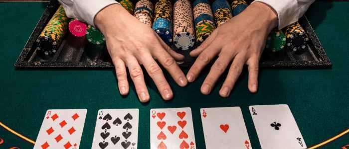Иерархия рук в покере