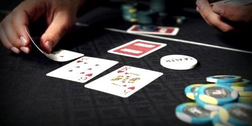 Однотипность при игре в покер